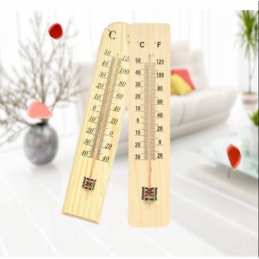 China wooden indoor outdoor wall mounted thermometer wooden indoor outdoor wall mounted thermometer company