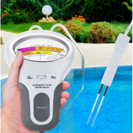 China Ph Chlorine Meter Swimming Pool Spa Water Quality Analysis Testere Ph Chlorine Meter Swimming Pool Spa Water Quality Analysis Testere company