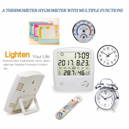 China Multiple function Thermometer/Hygrometer Multiple function Thermometer/Hygrometer company