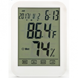 China Touch calendar digital LED thermometer Touch calendar digital LED thermometer company
