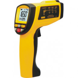China Infrared Thermometer 200~1650 C° Infrared Thermometer 200~1650 C° company