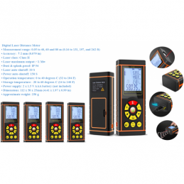 China Digital Laser Distance Meter Digital Laser Distance Meter company