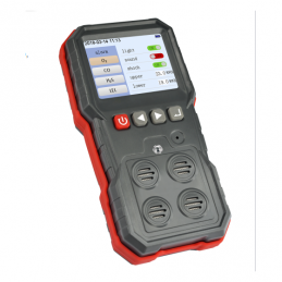 China Compound Gas Monitor for O2  /CO / H2S /  LEL     Compound Gas Monitor for O2  /CO / H2S /  LEL     company