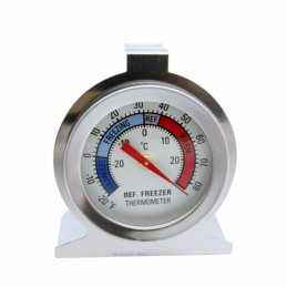 China Dial bimetal hanging fridge  temperature thermometer Dial bimetal hanging fridge  temperature thermometer company