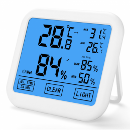 China Touch screen hygrometer Touch screen hygrometer company
