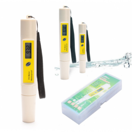 China Waterproof pH Meter (With replacement electrode) Waterproof pH Meter (With replacement electrode) company