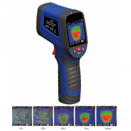China Visual Infrared Thermometer Visual Infrared Thermometer company