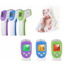 China Non-Contact Body Infrared Digital Thermometer Instant Reading LCD Display Non-Contact Body Infrared Digital Thermometer Instant Reading LCD Display company
