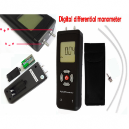 China Digital Manometer  Digital Manometer  company