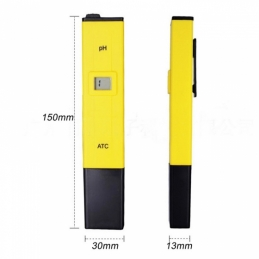 China cheap ph meter with ATC cheap ph meter with ATC company
