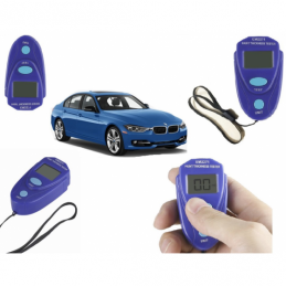 China Mini LCD Car Coating Thickness Gauge Mini LCD Car Coating Thickness Gauge company