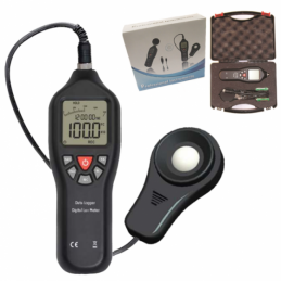 China Digital Lux Meter with Data Logger Digital Lux Meter with Data Logger company
