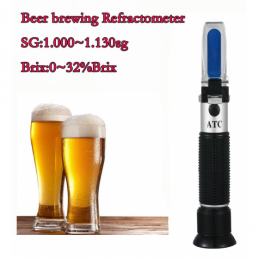 China Beer brewing refractometer Beer brewing refractometer company
