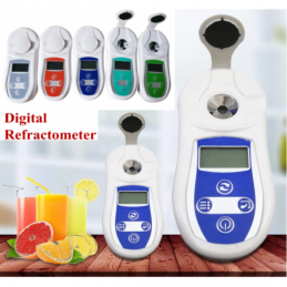 China digital refractometer for brix or salinity digital refractometer for brix or salinity company