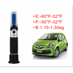China Antifreeze/Battery/Cleaning Fluids Refractometer Antifreeze/Battery/Cleaning Fluids Refractometer company
