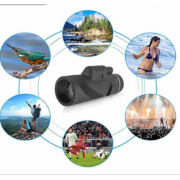 China 40X60 HD Mini Monocular Outdoor -----Hunting Camping Scopes Mobile Phone Monocular Telescope  40X60 HD Mini Monocular Outdoor -----Hunting Camping Scopes Mobile Phone Monocular Telescope  company
