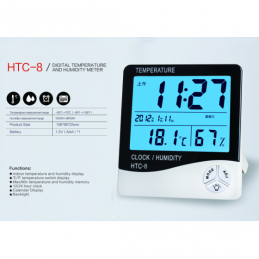 China Indoor  temperature and humidity meter Indoor  temperature and humidity meter company