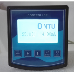 China Online Turbidity Controller with Sensor Online Turbidity Controller with Sensor company