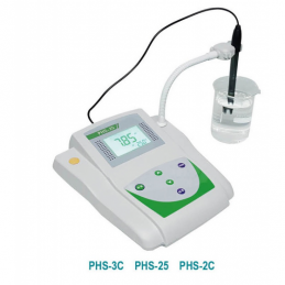 China Desktop digital display PH meter Desktop digital display PH meter company